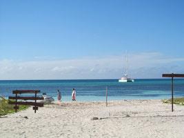 Sur les Cayo, les îles qui bordent Cuba