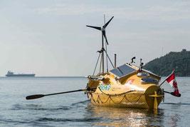 A la rame, en autonomie totale ou même sans sucre, traverser un océan, c'est possible!