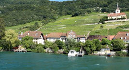Schweiz Impressionen: Bielersee, Gotthardpass, Schächental, Trychler