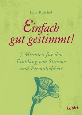 Buch-Cover Einfach gut gestimmt!