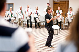 Escola de Samba Team-Workshop