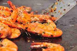 Crevettes à la plancha, © Fotolia: Pictures news