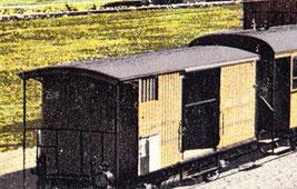 241-014 Ausschnitt aus Postkarte von Engadin Press Co., Samaden. gelaufen 1911
