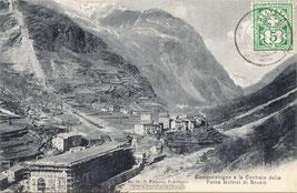 700-018 Verlag R. Fanconi, Poschiavo (Karte gelaufen 1.7.1906)