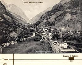 582-001 aus Dr. Buombergers Eisenbahn Panoramakarten