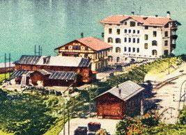 101-026 Ausschnitt aus Karte vom Verlag CAES Dresden. Karte gelaufen am 18.3.1907
