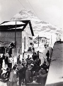 241-026 Foto datiert 1938. Archiv RhB