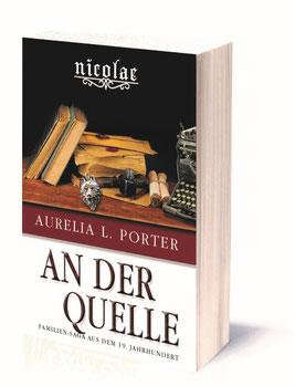 Band 7 der Nicolae-Saga von Aurelia L. Porter