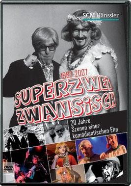 """DVD 2009 """"superzwei zwansisch"""""""