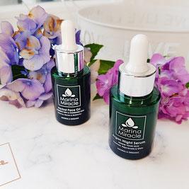 Marina Miracle luxuriöse Hautpflege Norwegen Healthlove Produktreview vegan bio