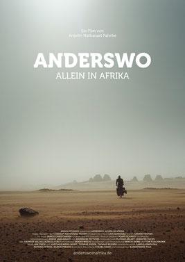 Anderswo. Allein in Afrika - Plakat ©Avalia Studios