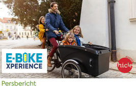 Editie E-bike Xperience in mei dit jaar, gaat niet door vanwege de coronacrisis.