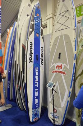 sup, standuppaddeln, standuppaddling, austrianboatshow, Boatshow Tull, Sport-Vibrations Mistral, Mistral, Spirit