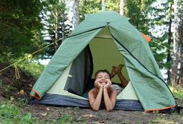 vacances en yourte, roulotte et camping à la ferme