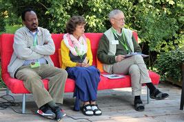 Nachhaltigkeit in den Gemeinden in Adis Abeba, Kobe/Osaka und Stockholm