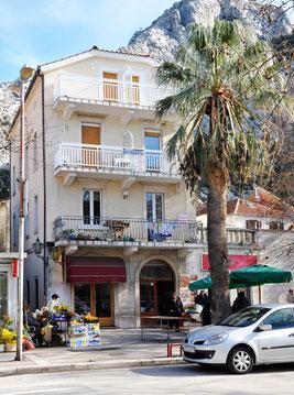 Апартаменты Омиш в Старом городе