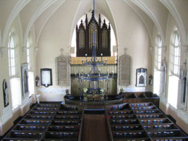 церковь гугенотов