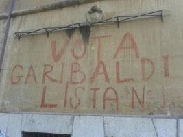 vota lista garibaldi garbatella