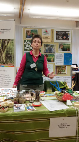 Rollende Waldschule Wesel