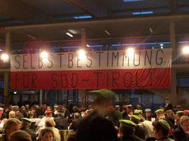Kommers 200 Jahre Tiroler Freiheitskampf