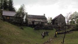 Alpe Selvanera dentro m. 1158