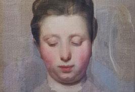 Porträt aus dem Gilded Age