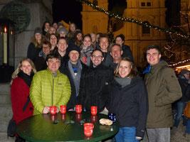 VC goes Christkindlmarkt Passau (16.12.2015)