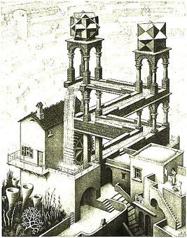 Escher cascade