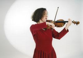Konzert-Violinistin Franziska König
