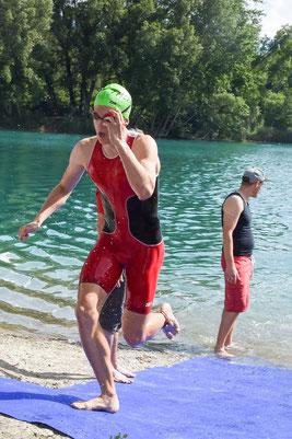 Dominik Reich - Triathlet
