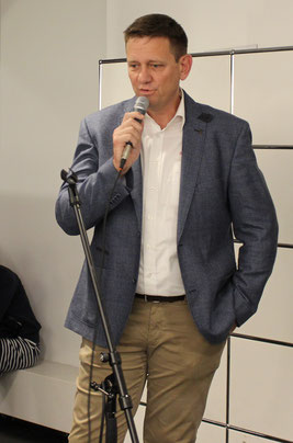 """""""Wir haben wohl alle dieses Virus am Anfang unterschätzt"""": ZV-Präsident Adrian Tschumi."""