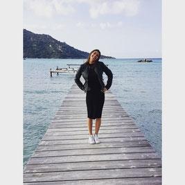 Laura Guimaraes  - réceptionniste hôtellerie de luxe