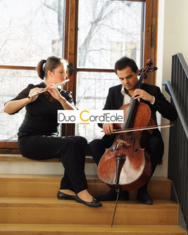 Duo Cord'Eole: Fanny Mayne & Nicolas Faure