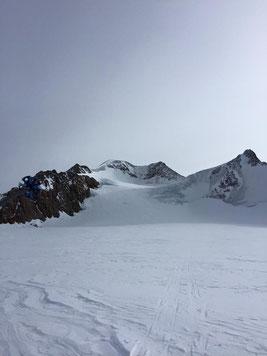 Blick zur Wildspitze
