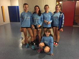 U14w - Ebenfalls Turniersieger in Gärtringen