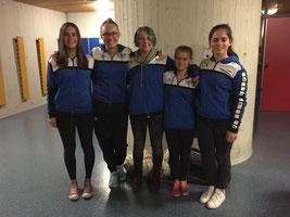 U16w - Turnier in Gärtringen