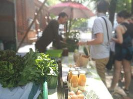 Top 5 organic markets in Berlin