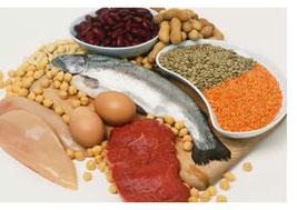 Dieta delle proteine: menu settimanale