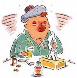 Prevenire l'influenza con rimedi naturali