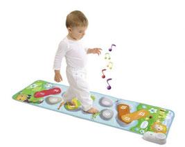 Музыкальный напольный коврик для развития годовалого ребенка