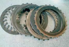 verbrannte Lamellenscheiben Automatikgetriebe