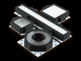 backlight vision industrielle