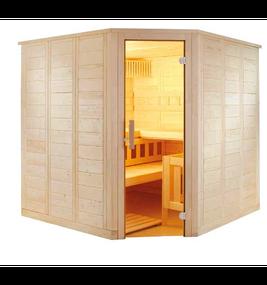 Sentiotec Sauna Wellfun Corner Saunatechnik Saunazubehör