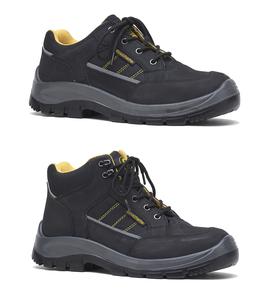 Rouchette, chaussures Boston et Hamlton, chaussures de protection de sécurité