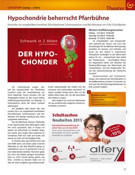 Loosdorf bewegt – Ausgabe 3/2013