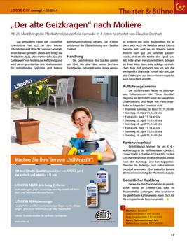 Loosdorf bewegt – Ausgabe 3/2011