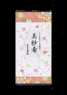 オリジナル品種茶 美紗希
