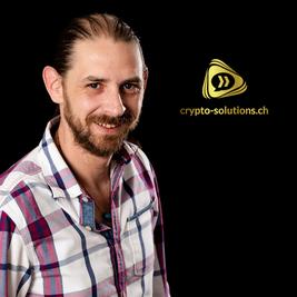Aaron Rüegg -Kostenlose Hilfe beim Krypto-Einstieg