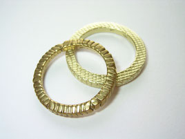 Partnerringe in Gold