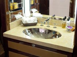 VIP lavatory/washstand parts